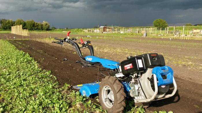 BCS Two Wheel Tractor